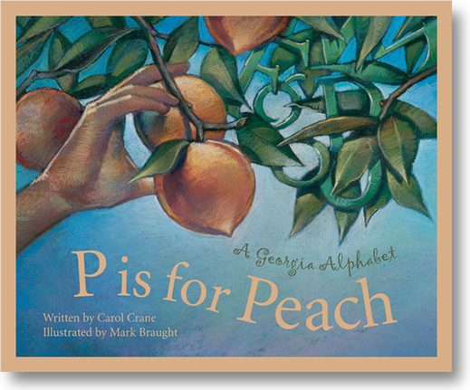 Mark Braught Books PeachCover